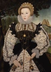 NPG 96, Unknown woman, formerly known as Mary, Queen of Scots